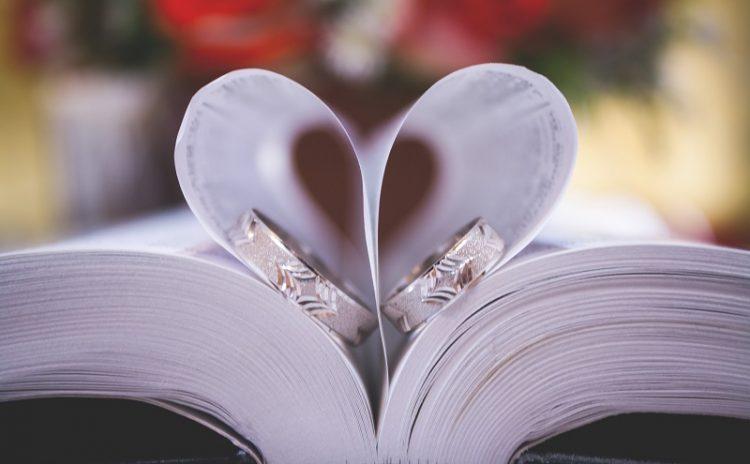 Уникални поставки за сватбени халки