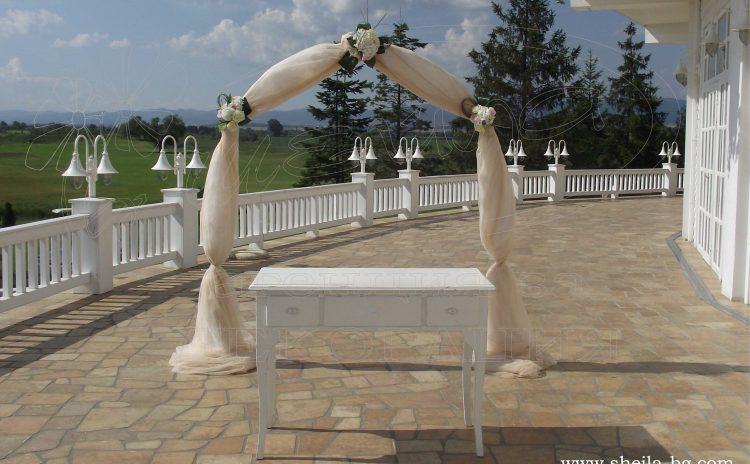 Маса за сватбен ритуал
